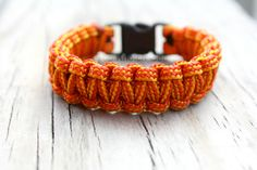 The Ayers Rock  Climbing Cord Survival Bracelet by TopKnotchGear, $10.00