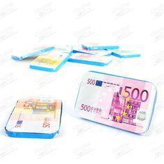 EURO BILLETES CHOCOLATE