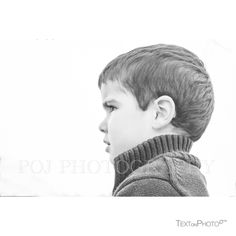 Children's photography, boy
