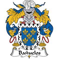 Banuelos family crest