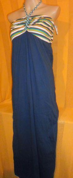 Brecho Online - Belas Roupas: Vestido Longo Marisa