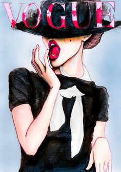 .A big hat often offers the intimacy offered by the umbrella.