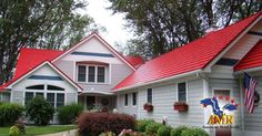 Metal Roofing Colors For Houses Metal Roof System