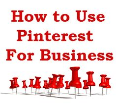 Introduction to #Pinterest for #Business