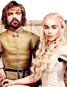 Tyrion and Daenerys ~ Game of Thrones