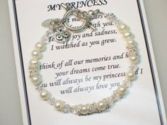Message Of Love Jewelry My Princess MOL 5800 Father Daughter Gift Idea