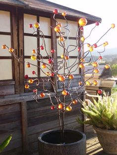 """See our internet site for additional relevant information on """"metal tree sculpture"""". It is actually an outstanding place to learn more. Bottle Garden, Glass Garden, Bottle Trees, Garden Whimsy, Metal Tree Wall Art, Metal Garden Art, Tree Wall Decor, Tree Sculpture, Garden Ornaments"""