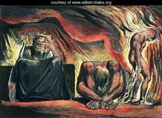 William Blake - Jerusalem, The Emanation of the Giant Albion