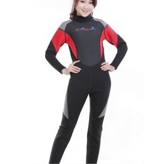 3MM Men/Women Spearfishing Wetsuit Uv Surf Bathing Suit Sea Diving Snorkeling Clothes