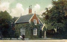 Victoria Park, The Lodge.