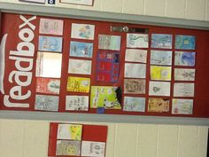 Classroom door for Read Across America week...could become a cool check-out spot for books in the classroom