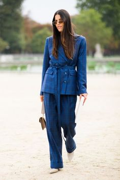 12 fresh fall outfit ideas to inspire you from Paris Fashion Week: