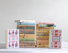 Vintage Children's Book Set - Lot of 25 Books