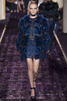 Défilé couture Automne-hiver 2014-2015, Atelier Versace #mode #fashion #hautecouture