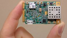 A high-performance SDR in a mini PCIe form factor Features & Specifications RF Chipset: Lime Microsystems FPRF FPGA Chipset: Xilinx Artix 7 Hobby Electronics, Electronics Projects, Computer Science, Science And Technology, Radios, Projetos Raspberry Pi, Linux Raspberry Pi, Maya Design, Arduino Led