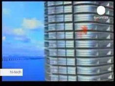 edificios giratorios rotating buildings