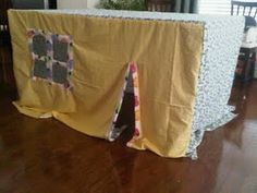 play house table cover