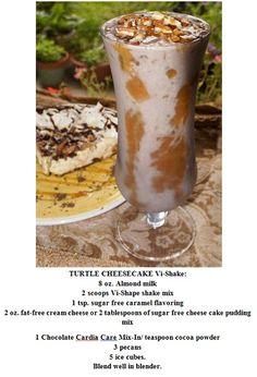 Turtle Cheesecake Vi-Shake  http://nicolerolling.myvi.net