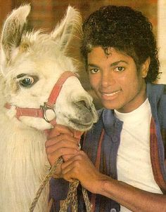 Michael and friend
