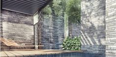 Principal Garden private lounge pool http://www.newlaunchonline.com.sg/principal-garden-showflat/