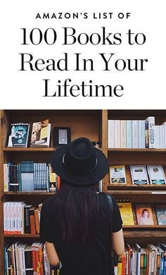 100 books to read in your lifetime, recommended by 100 Books To Read, I Love Books, Ya Books, Best Books Of All Time, Books To Read Before You Die, Great Books, Book List Must Read, 100 Best Books, Book Challenge