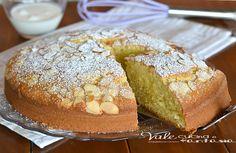 Torta panna e mandorle ricetta dolce una soffice nuvola ,ingredienti semplicissimi e golosi fanno di questa torta un tripudio di gusto e bontà