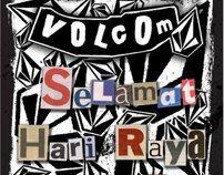 Festive Sales Poster :: Volcom Malaysia