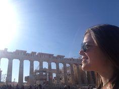 The Partenón Grecia