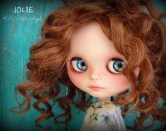RESERVED -Custom BLYTHE doll - JOLIE by Marina #66