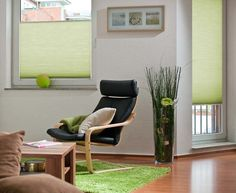 Blind Design Ideas - Photos of Blinds. Browse Photos from Australian Designers & Trade Professionals, Create an Inspiration Board to save your favourite images. Blinds Inspiration, Inspiration Boards, Honeycomb Blinds, Blinds Direct, Blinde, Blinds Design, Curtains With Blinds, Floor Chair, Insulation