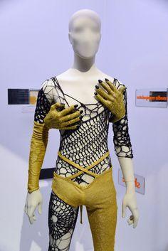 Cobwebs - PHOTOS - David Bowie's Victoria and Albert Exhibition  - Photos
