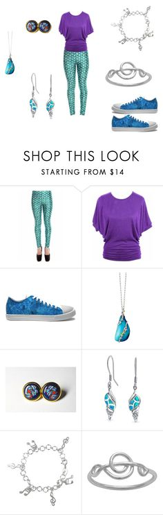 """Ariel"" by zombiedancergirl on Polyvore featuring jon & anna, Monica Rich Kosann, Hermès, Bling Jewelry, Journee Collection and Itsy Bitsy"