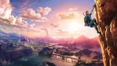 The Legend of Zelda: Breath of the Wild fondo de escritorio
