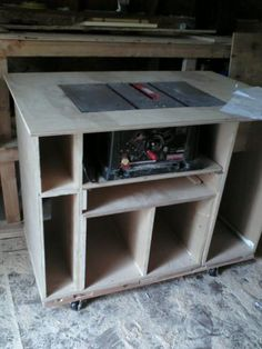table saw station table - Google Search