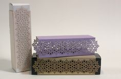Laser Excel - A Cut Above - Laser Cutting - Paper Products Gallery
