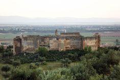 Castillo de Villalba de Cebolla Toledo Spain.