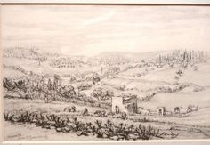 Vtg-Limited-Edition-Etching-Nazareth-on-Barcham-Greens-Paper-Hand-Titled