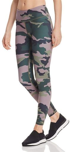 41e1e9d07 AQUA Camo Leggings - 100% Exclusive Women - Bloomingdale s