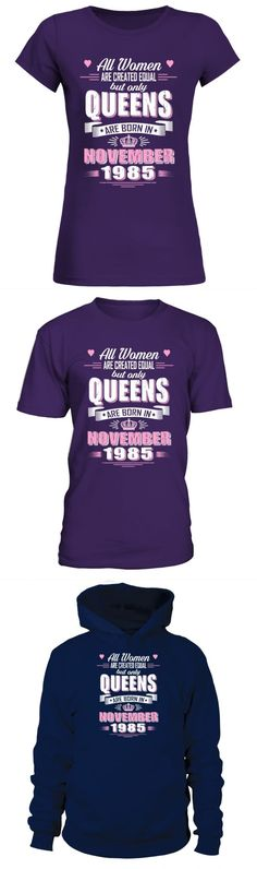 23bc199a Tulane baseball t shirt november 1985 birthday of queens shirt t shirt  baseball femme forever 21