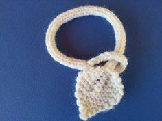 braccialetto foglia
