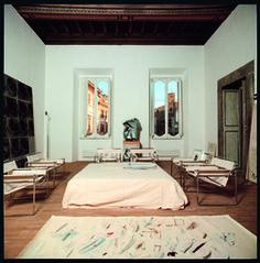 Ugo Mulas, 'Studio di Cy Twombly, Roma,' 1969-1970, Lia Rumma