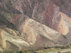 This is past Jujuy - a place we passed by on the way to our cabin.