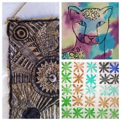 Awesome African art projects for kids