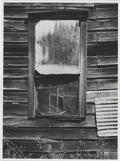 Ansel Adams Window, Bear Valley, California 1973
