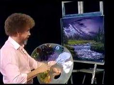 Bob Ross - Malerei arktischen Schönheit - Malerei Video