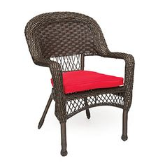 wilson fisher 18 round glass top resin wicker folding table at big lots back deck. Black Bedroom Furniture Sets. Home Design Ideas