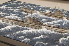 dio war ships