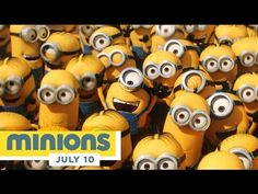 Minions - Stuart & Dave (HD) - Illumination - YouTube
