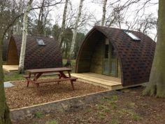Sky Lodge Camping Pod