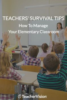 A year-long comfortable classroom experience with survivial tips and management advices for elementary school teachers